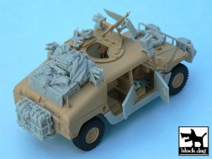 HUMVEE Iraq war  (Vista 1)