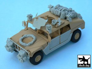 HUMVEE Iraq war  (Vista 2)