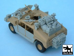 HUMVEE Iraq war  (Vista 3)