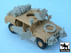 HUMVEE Iraq war  (Vista 4)