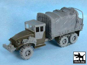 US 1 1/2 ton Cargo Truck big accessories - Ref.: BDOG-T48052