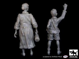 Abuela y nieto  (Vista 2)