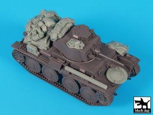 German panzer 38t ausf E\F  (Vista 1)
