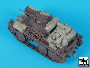 German panzer 38t ausf E\F  (Vista 2)