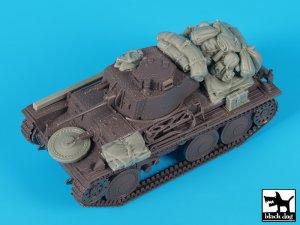 German panzer 38t ausf E\F  (Vista 3)