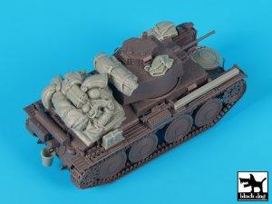 German panzer 38t ausf E\F  (Vista 4)