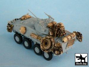 USMC LAV-25 Iraq war accessories set  (Vista 1)