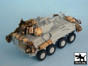 USMC LAV-25 Iraq war accessories set  (Vista 2)
