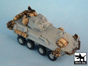 USMC LAV-25 Iraq war accessories set  (Vista 3)