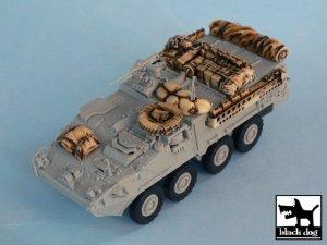 M1126 Stryker Iraq war  (Vista 1)