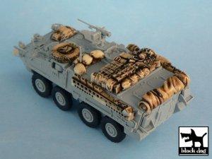 M1126 Stryker Iraq war  (Vista 3)