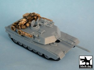 M1A1 Abrams Iraq war  (Vista 2)