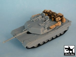 M1A1 Abrams Iraq war  (Vista 4)