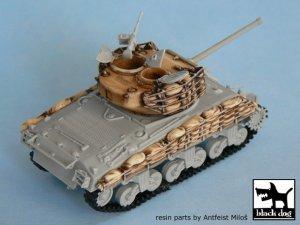 M4A3 sandbags  (Vista 4)