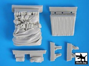Sturmgeschutz III E accessories set  (Vista 5)