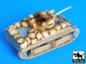 M4A3 Iwo Jima accessories set  (Vista 2)
