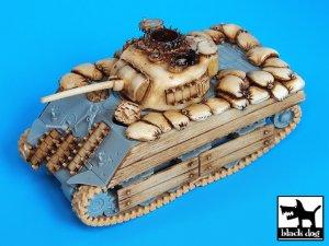 M4A3 Iwo Jima accessories set  (Vista 3)