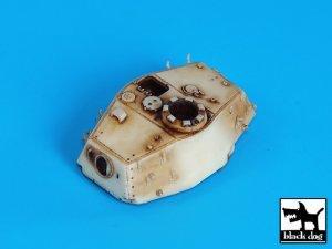 King Tiger turret  (Vista 1)