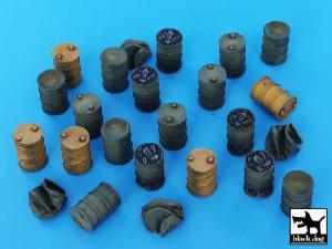 Barrels accessories set  (Vista 1)