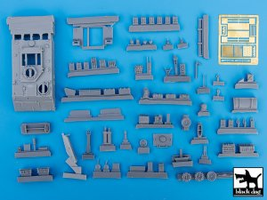 IDF M113 Fitter conversion set  (Vista 6)