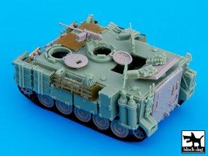 IDF M113 Command vehicle conversion set  (Vista 2)