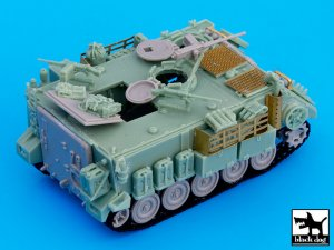IDF M113 Command vehicle conversion set  (Vista 3)