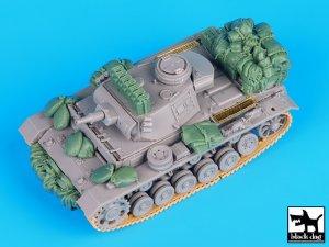 German Pz.Kpfw. III Ausf. N accessories   (Vista 3)