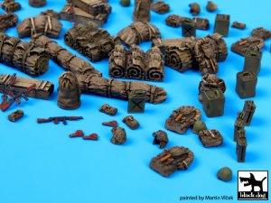 US equipment (WW2) accessories set  (Vista 3)