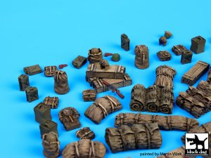 US equipment (WW2) accessories set  (Vista 4)