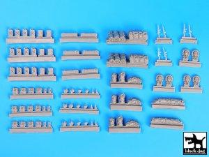 US equipment (WW2) accessories set  (Vista 5)