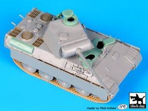Panther Ausf.D  (Vista 3)