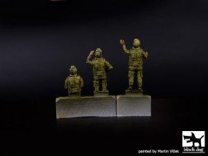 German modern tank crew  (Vista 3)