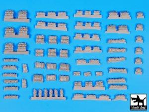 Tentage plus bedrols 2 accessories set  (Vista 5)
