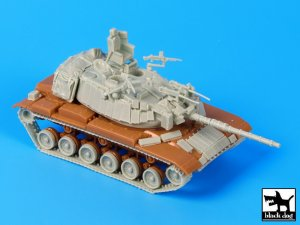 Magach 6 B IDF conversion set  (Vista 1)