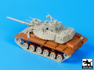 Magach 6 B IDF conversion set  (Vista 3)