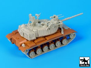 Magach 6 B IDF conversion set  (Vista 4)