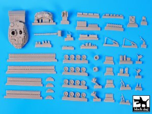 Magach 6 B IDF conversion set  (Vista 5)