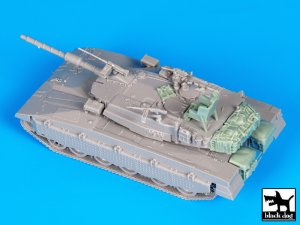 Merkava Mk III accessories set  (Vista 1)