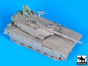 Merkava Mk III accessories set  (Vista 4)