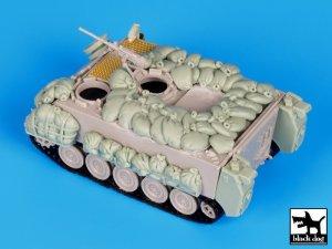 IDF M113 with sandbags conversion set  (Vista 1)