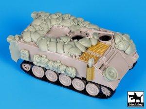 IDF M113 with sandbags conversion set  (Vista 3)