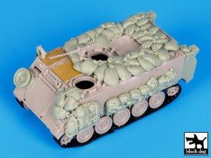 IDF M113 with sandbags conversion set  (Vista 4)