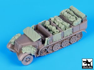 Sd.Kfz 7 accessories set  (Vista 1)