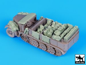 Sd.Kfz 7 accessories set  (Vista 2)