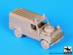 Land Rover 110 Defender complete kit - Ref.: BDOG-T72081