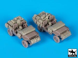 US Jeep accessories set  (Vista 1)