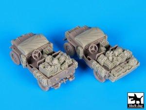US Jeep accessories set  (Vista 2)