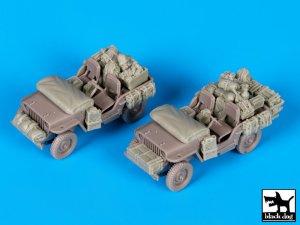 US Jeep accessories set  (Vista 3)