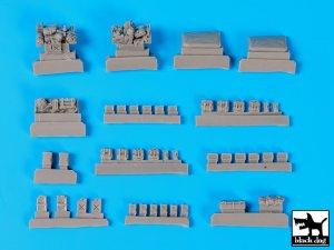 US Jeep accessories set  (Vista 5)