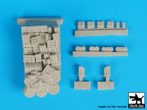 GMC 353 accessories set  (Vista 5)